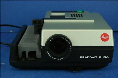 Leica Pradovit P 150 Slide Projector Working Condition In Box Home Business Work