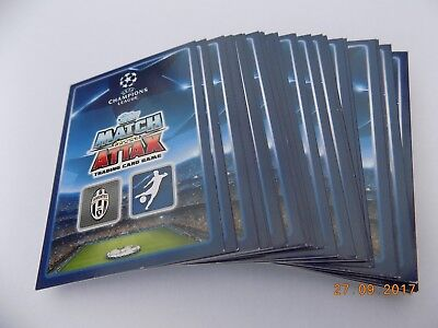 Match Attax UEFA Champions League 2015-16 x 36 cards all listed - Lot 8