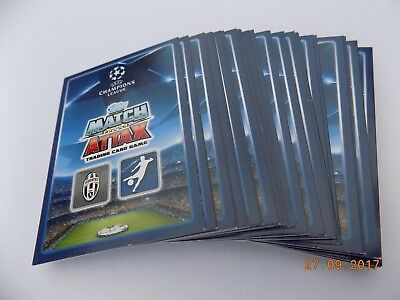 Match Attax UEFA Champions League 2015-16 x 41 cards all listed - Lot 19