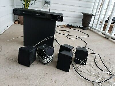 Philips  5.1 Channel Home Theater System
