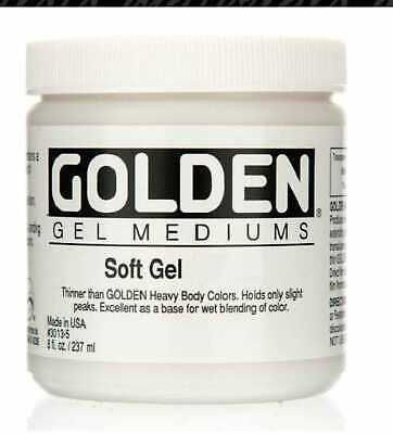 Gel onctueux Mat (Soft Gel) 236 ml - Golden