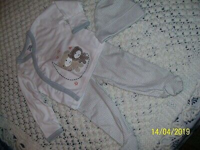 Reborn Doll Clothes, 3- Piece Legging Set. Gerber. 0-3 M. Very Sweet!.