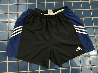Vintage Adidas Running Shorts Lined Trainers Made in USA sz Large L