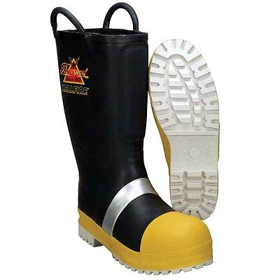 """Hellfire Structural Boots Size 10 Wide  """"Brand New"""""""