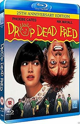 DROP DEAD FRED [Blu-ray Disc] (1991) Phoebe Cates, Rik Mayall 25th Anniversary