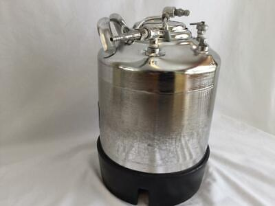 UM Alloy Products T-316 General Purpose Stainless Steel Pressure Vessel