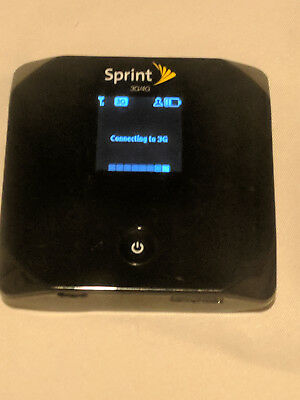 Sprint Personal WiFi Hotspot First