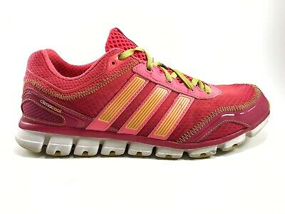 ADIDAS CLIMA COOL Modulation 2 Running Shoes Pink Yellow Size: Womens 9