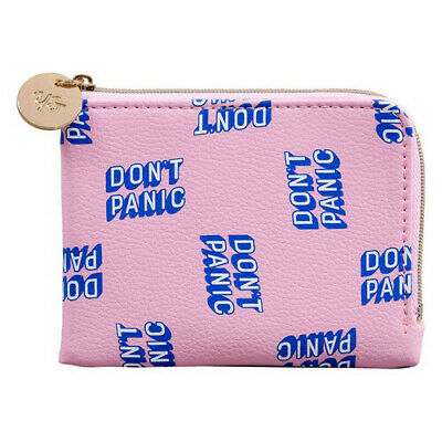 Yes Studio Coin Purse (Don't Panic)