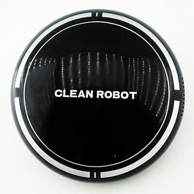 Smart Sweeping Robot USB Charging Auto Vacuum Cleaner 1800mAh Durable Home Use
