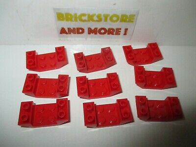 Lego Technic Brick Brique Slope Pente 1x6 2744 Red//Rouge//Rot Choose Quantity