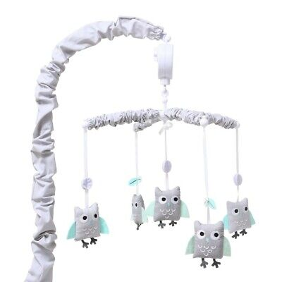 Itsy Bitsy Baby Owl Tree Musical Mobile