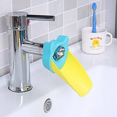 Bathroom Accessories Faucet Extender For Kid Hand Washing In Bathroom Sink Crab
