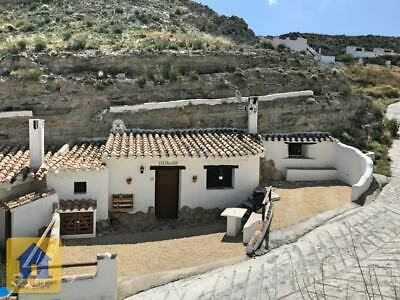 CAVE HOUSE in Rural Andalucia Spain
