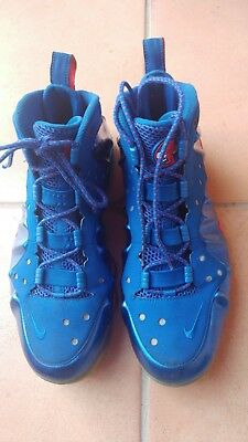 official photos 3a84d 88029 Nike Charles Barkley Posite Max Sixers 76ers Energy Fire 555097 300 Size 10  US