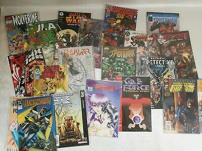 Comic Book Job Lot - Mixed Bag - Great Condition