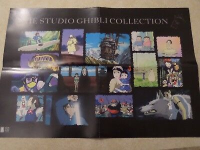 The Stubio Ghibli Collection Poster