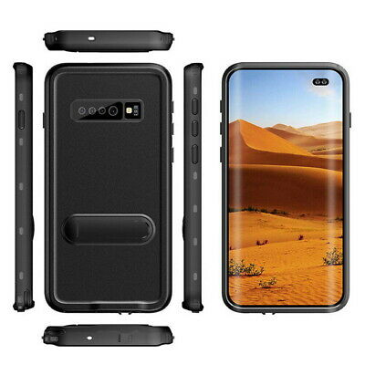Shockproof Waterproof Stand Case Cover For Samsung Galaxy S10 S8 S9 Plus Note 9
