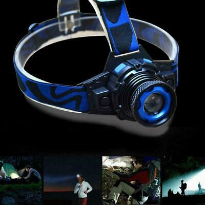 Waterproof 150000LM T6 LED Headlamp Headlight Flashlight Head Torch 18650 Super