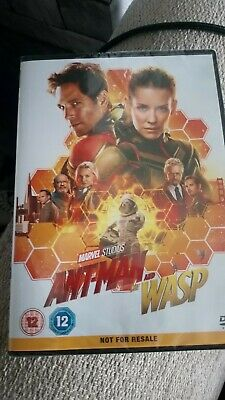 BNIP Ant Man And the Wasp Dvd brand new sealed
