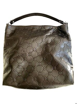 Borsa Donna Vera Pelle Marrone Mono Spalla - Made In Italy