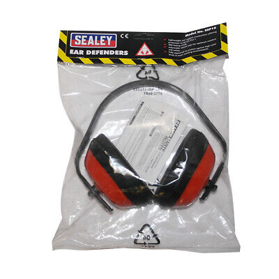 Sealey Ear Defenders FREE DELIVERY