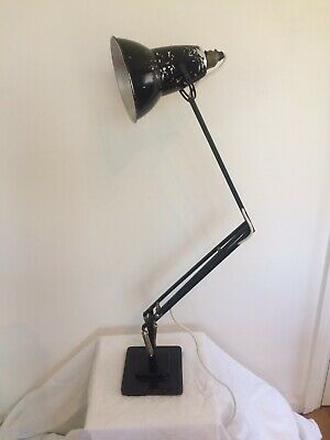 Herbert Terry 1227 Anglepoise Lamp Vintage Working Order