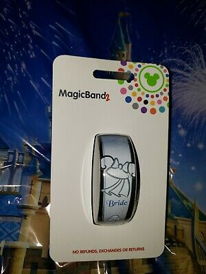 NEW Disney Parks Toy Story 4 FORKY MagicBand LE 3500 White Magic Band 2