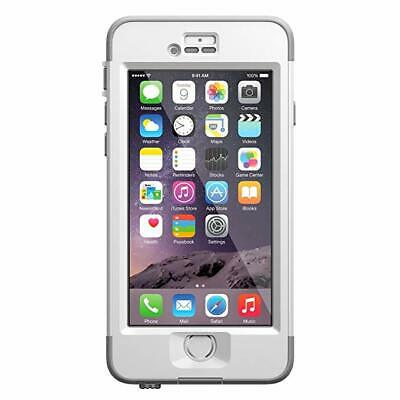 LifeProof Nuud Phone Cases For iPhone 6S in White/Grey