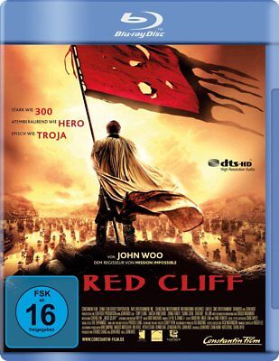 Red Cliff | 2008 | John Woo | Blu-ray