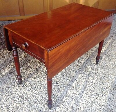 Antique Pembroke Table - To Clear      434