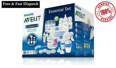 Philips Avent Classic Plus Essentials Newborn Set Best Price
