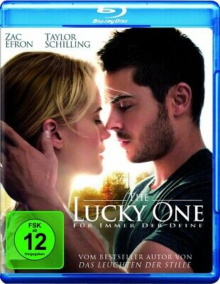 The Lucky One | 2011 | Zac Efron, Taylor Schilling | Blu-ray