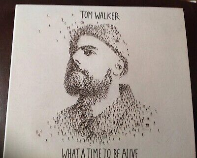 Tom Walker - What A Time To Be Alive (CD, 2019)  AS NEW