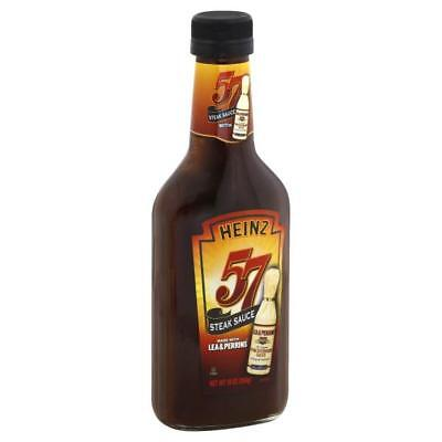 Heinz 57 Steak Sauce Made With Lea & Perrins (10 oz