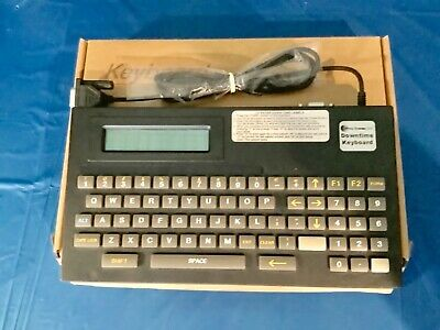New in Box TSC Programmable Smart Keyboard KU-008 & Manual XPress Systems