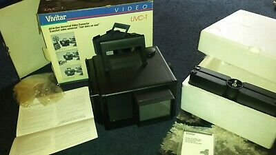 VINTAGE All In One Universal Video Converter Vivitar UVC-1 Excellent condition