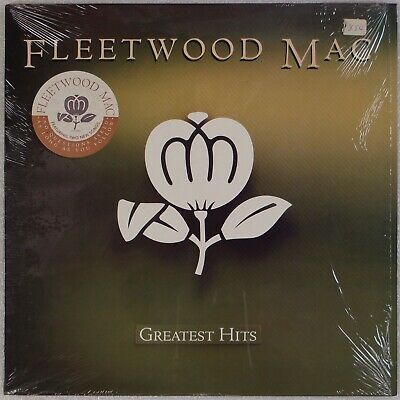 FLEETWOOD MAC: Greatest Hits US WB Compilation Orig SHRINK Vinyl LP