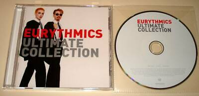 EURYTHMICS : ULTIMATE COLLECTION  CD Album (2005)  Ex/Mint  19 x Classic Tracks