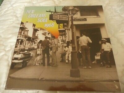 New Orleans Soul 1968 LP Vinyl RSD 2019 sealed NEW  limited run RECORD STORE DAY
