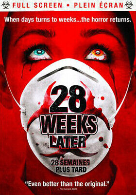 28 Weeks Later New Dvd Free Shipping