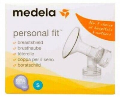 Medela Personal Fit Breastshield For Breast Pump Size S Small  FREE P&P