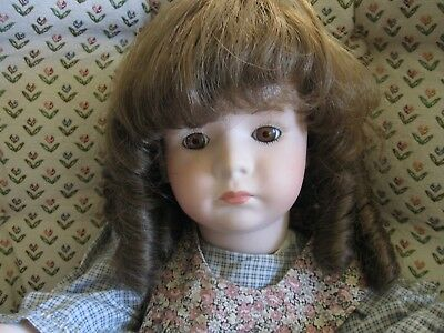 "Beautiful Heubach  23"" German Doll"