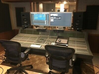 NEVE Capricorn Digital Studio Recording Console With wiring, cue amps, headphone