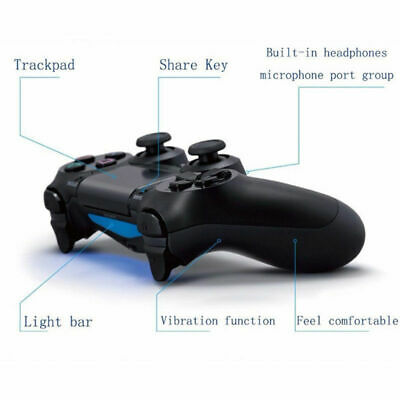 PS4 gamepad  Wireless Bluetooth Touch Screen Dual Shock Controller