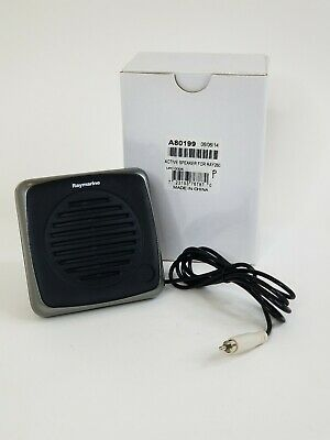 Raymarine Ray260 External SPEAKER ONLY! New other