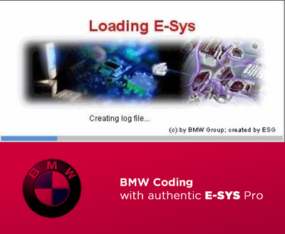 ⌦🚩 BMW E-SYS ESYS Pro - Authentic solution - no virtual machine - no copies ✔