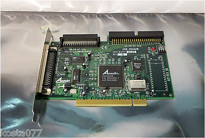 ADVANSYS ULTRA WIDE SCSI ADAPTER DRIVERS FOR PC