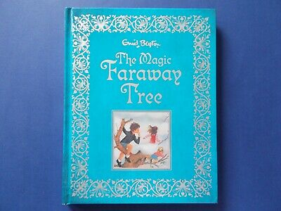 ## The Magic Faraway Tree - Enid Blyton - Large Hardcover **like New