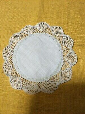 1 Handworked Bobbin Lace Doyle